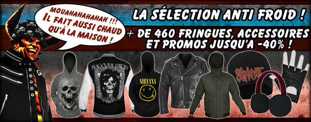 LA S�LECTION ANTI FROID