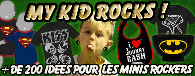 NO�L : MY KID ROCKS !